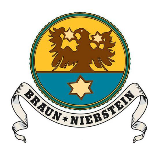 Logo Weingut Braun Nierstein