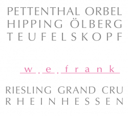 W. E. Frank Wines