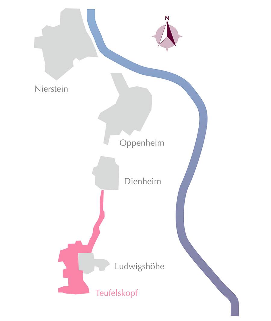 Ludwigshöher Teufelskopf Rheinhessen