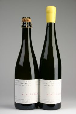 Hipping Grosse Lage Riesling und Riesling Sekt Extra Brut